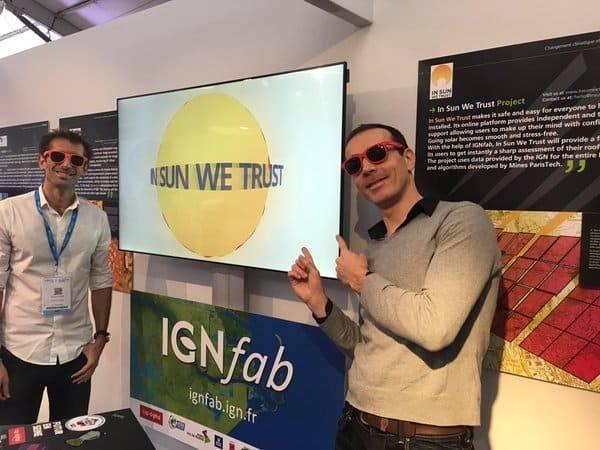 In Sun We Trust à la COP21