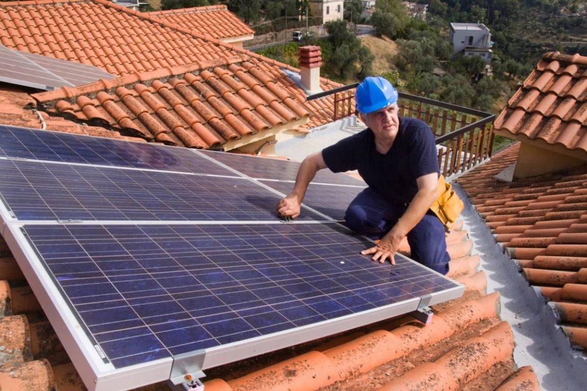 Emplois dans le solaire