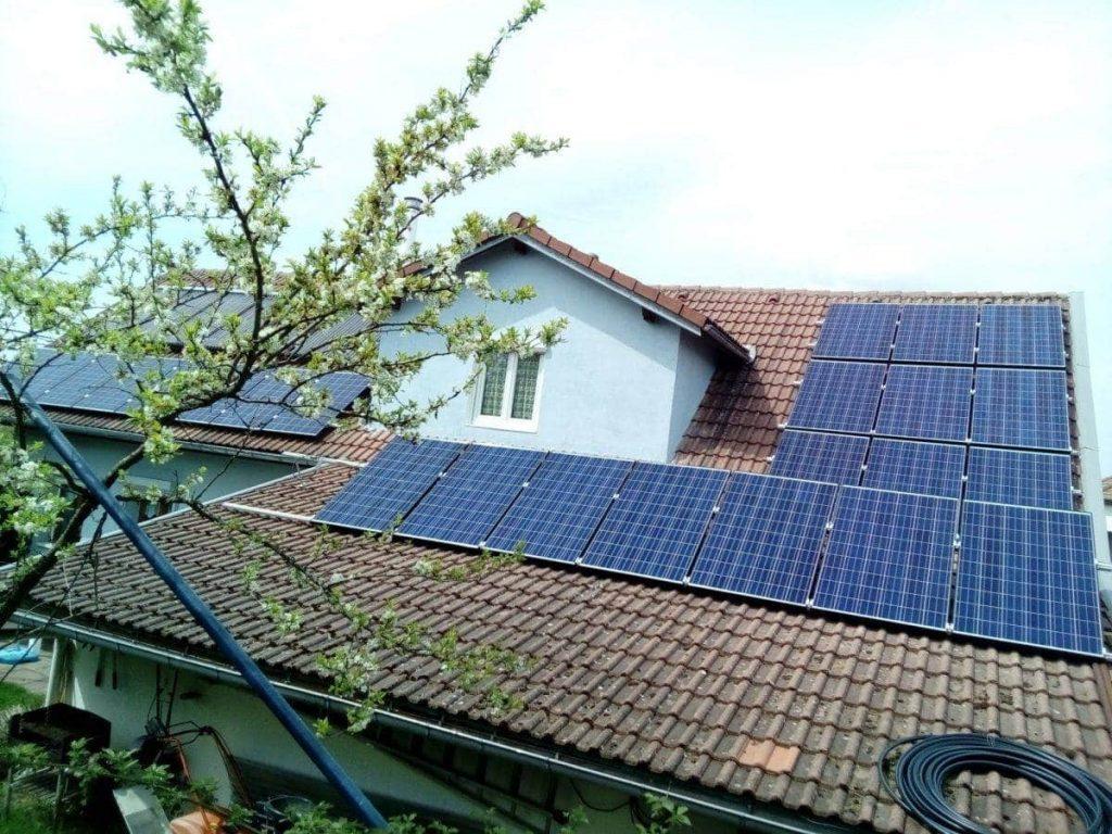 guide 2018 prix aides installation panneau solaire photovoltaique. Black Bedroom Furniture Sets. Home Design Ideas