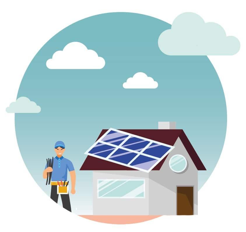 Panneau solaire gratuit arnaque 2019
