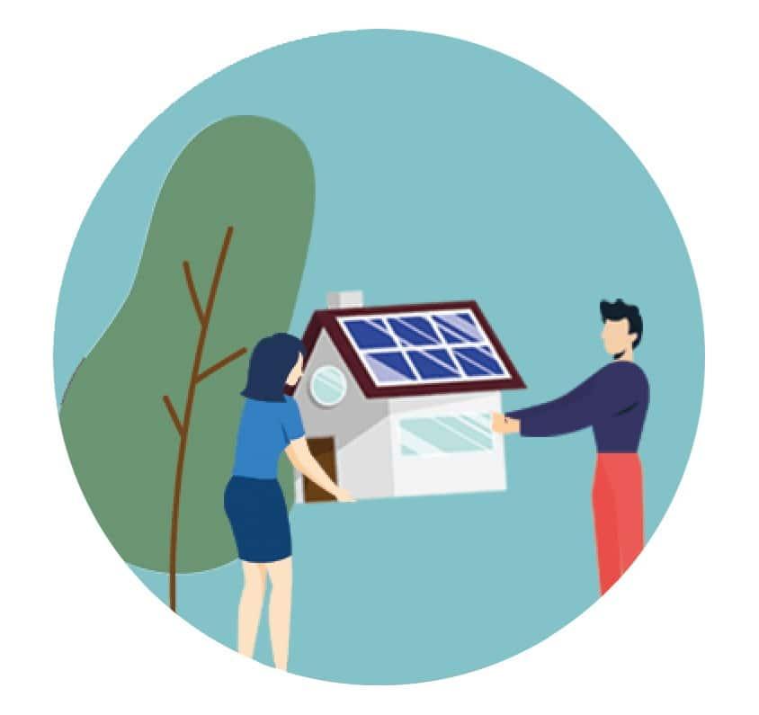 Aide installation panneau solaire ANAH