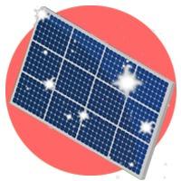 entretien nettoyage panneau solaire aérovoltaïque