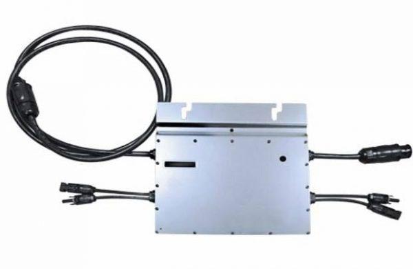 micro onduleur panneau photovoltaïque