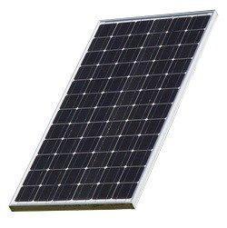 Panneau solaire photovoltaïque monocristallin