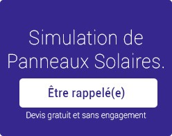 Call to action panneau solaire