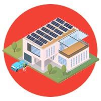 Vente totale panneau photovoltaique 2018