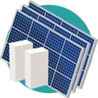 autoconsommation photovoltaïque avec ou sans batterie