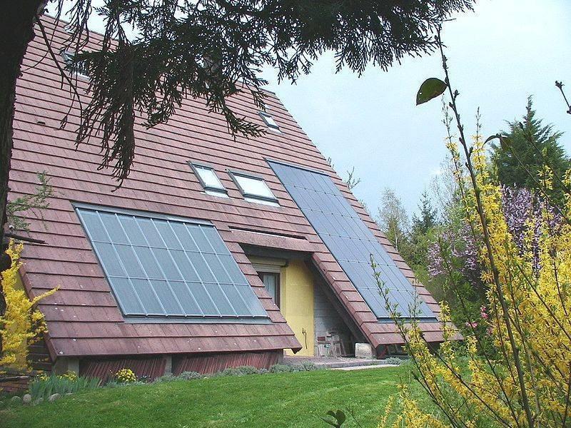 chauffe eau solaire et panneaux thermiques quel fonctionnement - Panneau Solaire Thermique Fait Maison