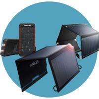 Comparatif des 3 meilleurs chargeurs solaires USB, en fonction de leur rapport qualité prix.