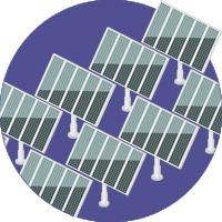 vente totale production électricité photovoltaïque