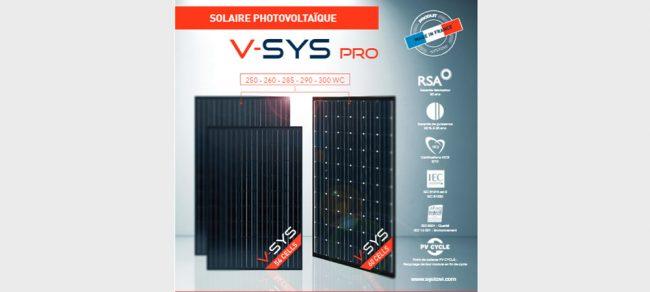 panneaux solaires Systovi