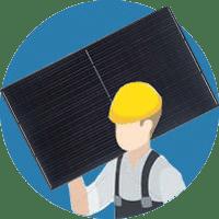 Faux installateurs panneau solaire EDF ENR ENGIE