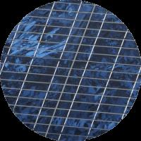 cellule photovoltaïque panneau solaire polycristallin