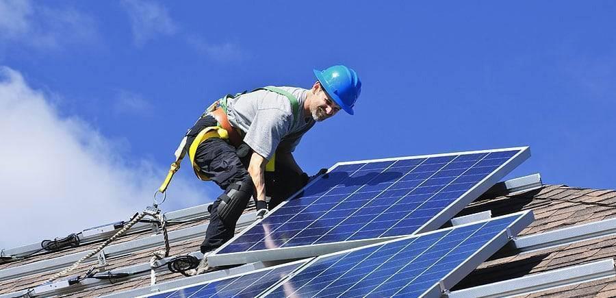 Installateur pose panneaux solaires