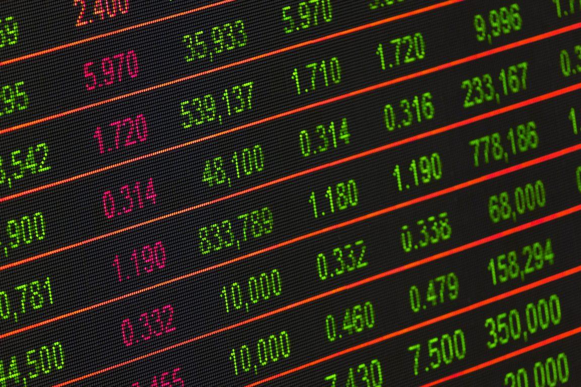 cours de bourse marché de gros électricité