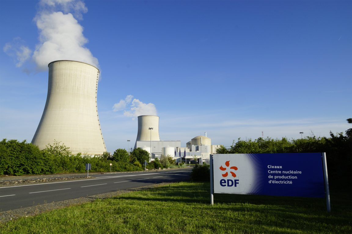 Prix électricité centrale nucléaire