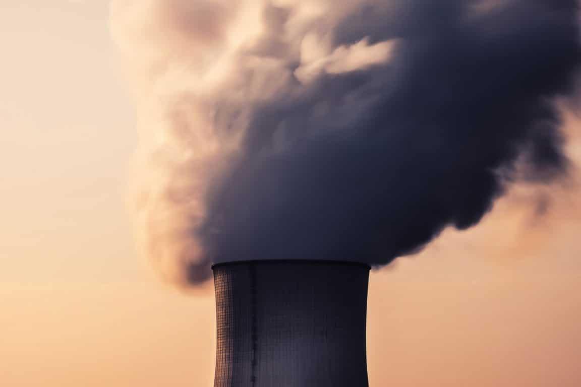 tour réfrigérante centrale nucléaire
