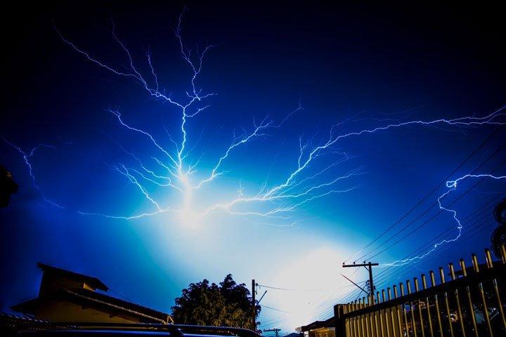 assurance en cas d'orage panneaux solaires