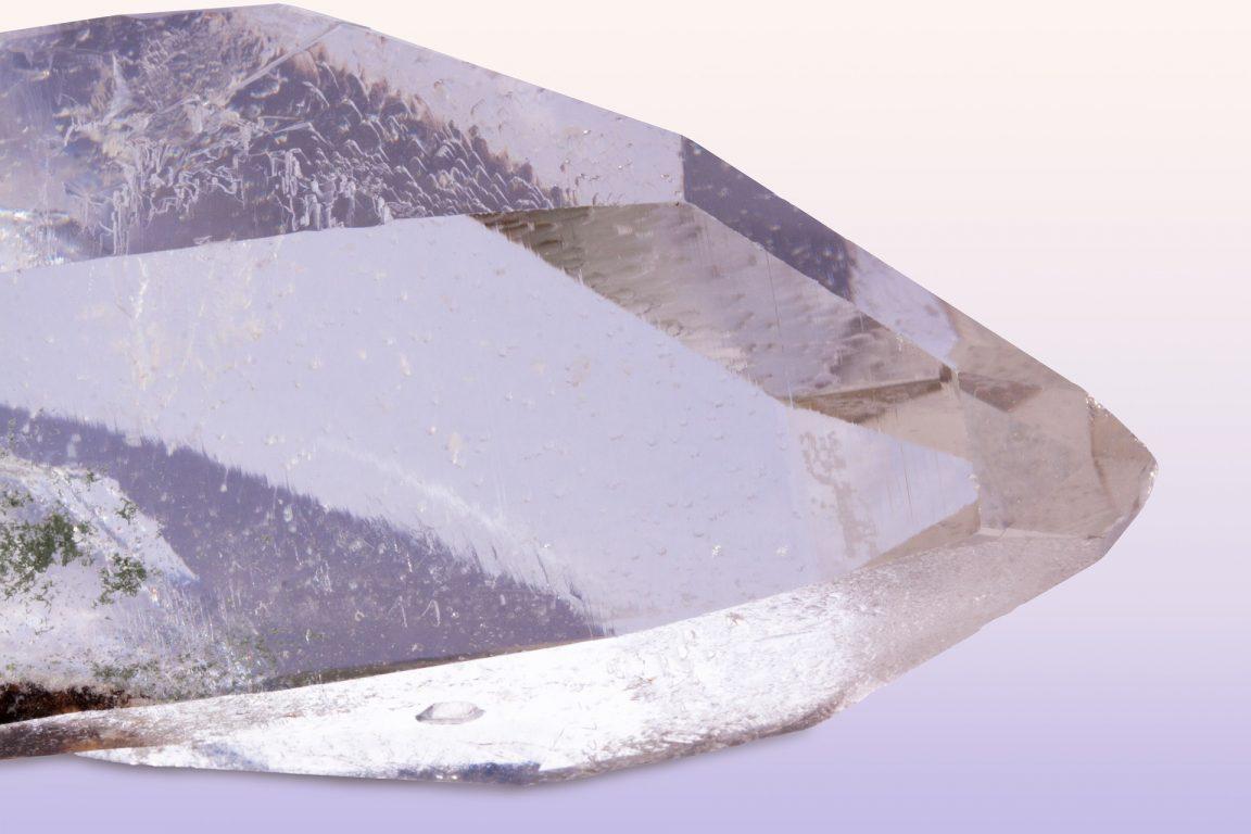 cristal de silicium composant un panneau solaire monocristallin et polycristallin