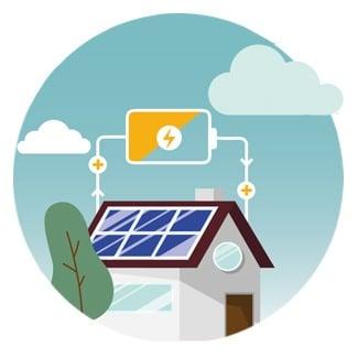 définition fonctionnement panneau solaire photovoltaïque en autoconsommation