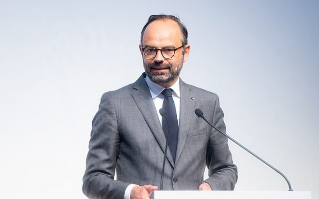 Edouard Philippe 2019