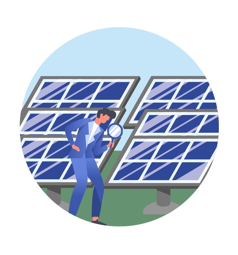 comment recycle-t-on les panneaux solaires ?