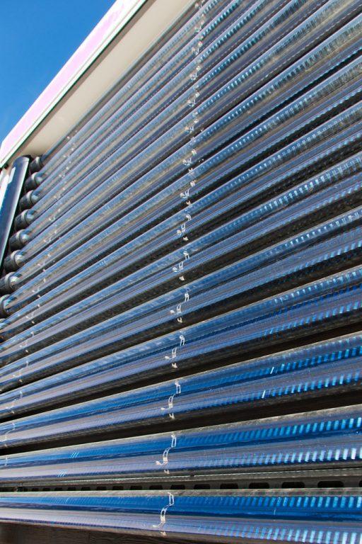 panneau solaire thermique chauffe eau solaire capteur tubulaire
