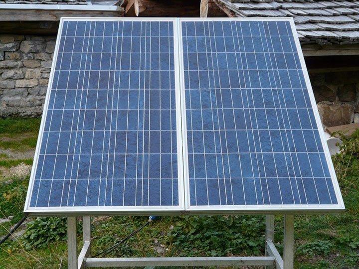 kit panneau solaire autoconsommation