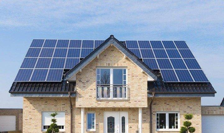 Panneau solaire maison à étage 9 kWc