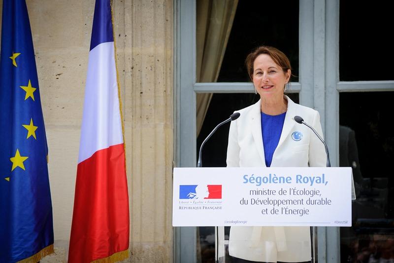 Ségolène Royal ex ministre écologie