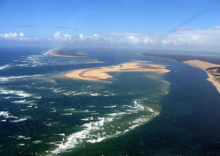 Bassin Archachon ensoleillement micro climat rendement panneau solaire