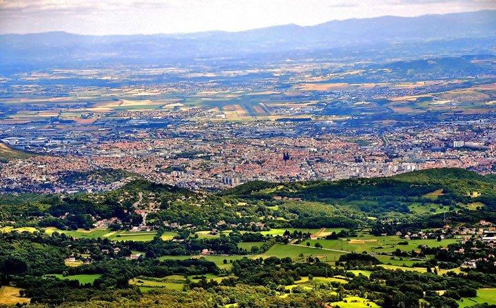 Clermont Ferrand puy de dome cadastre solaire photovoltaique