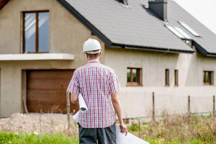 Travaux de rénovation énergétique maison autonome