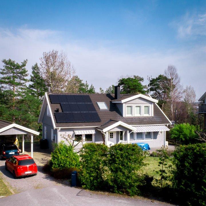 Installation 3 kWc panneau solaire autoconsommation