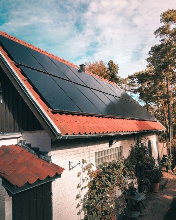 panneaux solaires norvège autoconsommation ou vente totale surimposition