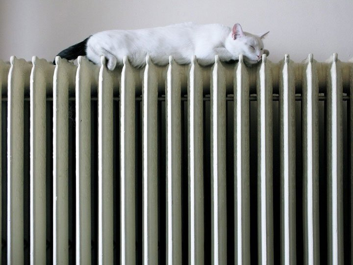 radiateur chauffage maison