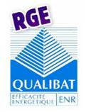 logo qualibat pour certification RGE