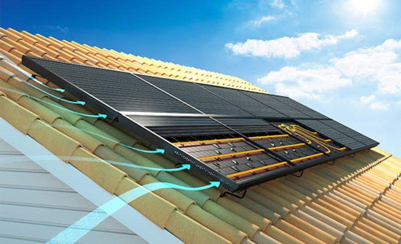 Les panneaux solaires aérovoltaïques sont toujours éligibles aux aides de l'État