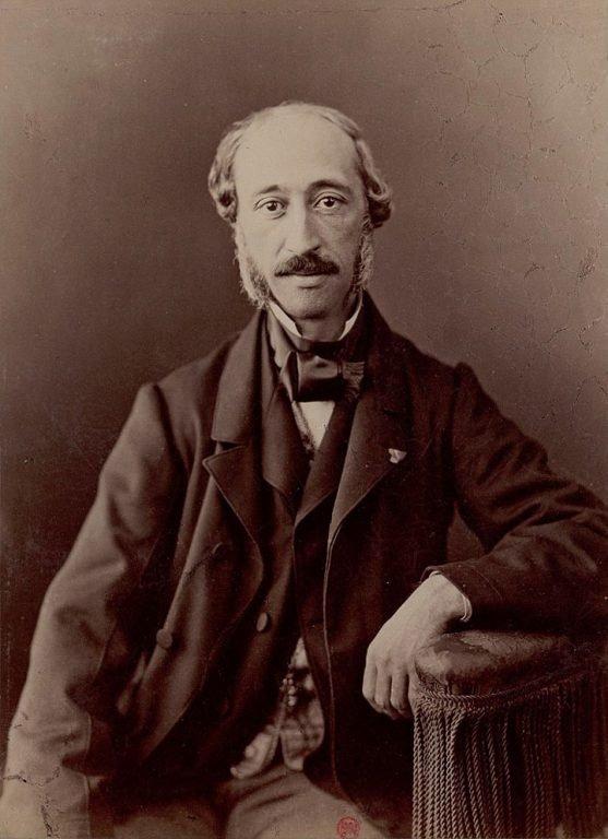 Edmond Becquerel, à l'origine de la découverte de l'effet photovoltaïque