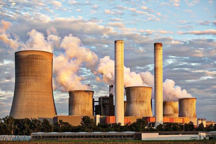 Pollution des centrales nucléaires
