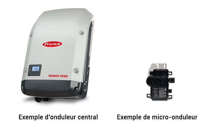 comparaison onduleur micro-onduleur