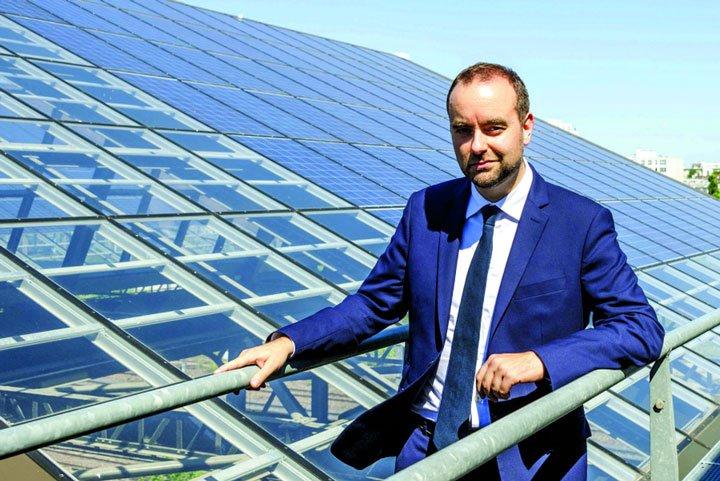 sébastien lecornu ministre de la transition écologique et solidaire