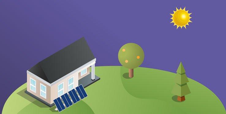 Guide Panneaux Solaires au sol