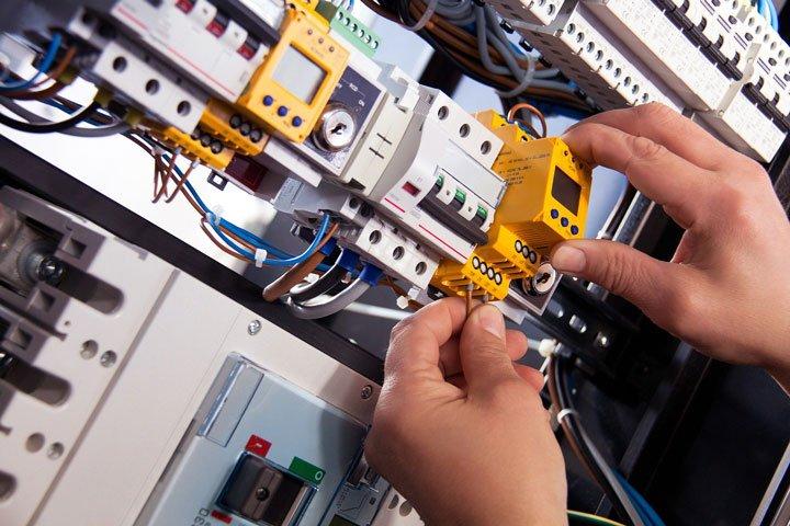 raccordement compteur électrique