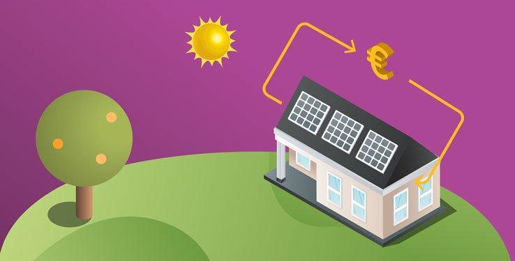 Guide panneau solaire autofinancement