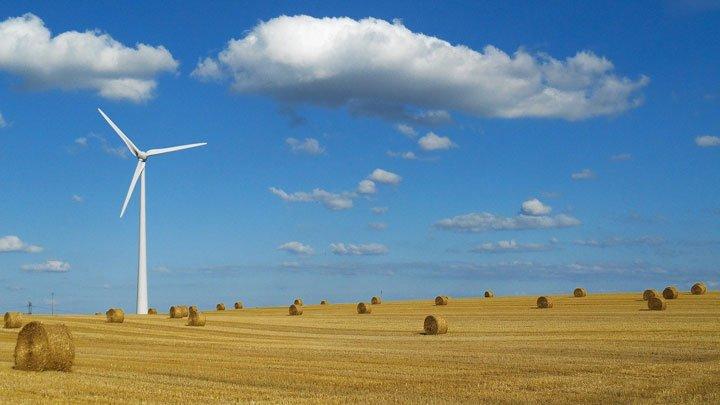 production d'énergie renouvelable éolienne