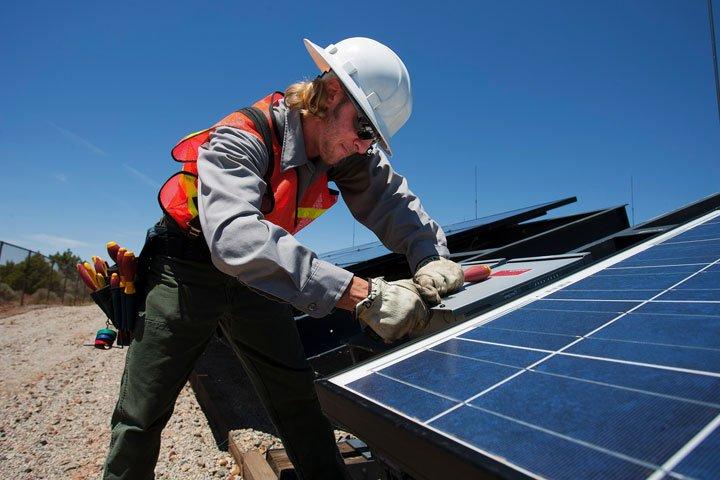 installateur rge de panneaux solaires photovoltaiques