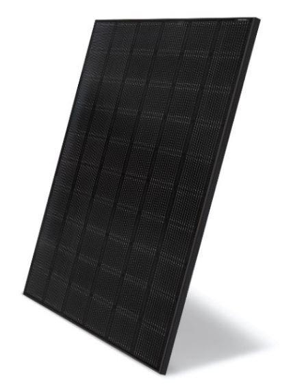 Panneau solaire LG Neon 2 black