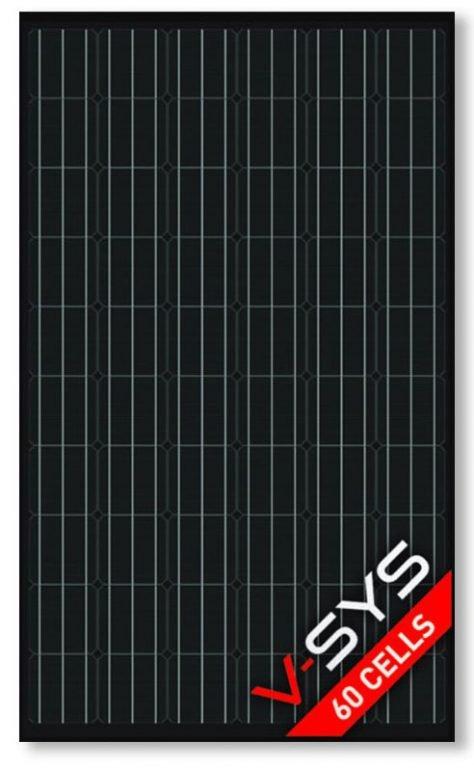 Panneaux photovoltaïques V-Sys Sysotvi