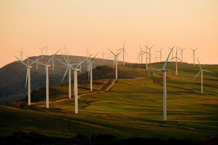 énergies renouvelables éoliennes